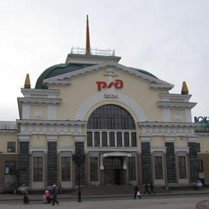 Железнодорожные вокзалы Итаки